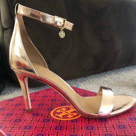 db79ab4ee8e Tory Burch Ellie Ankle Strap Sandal